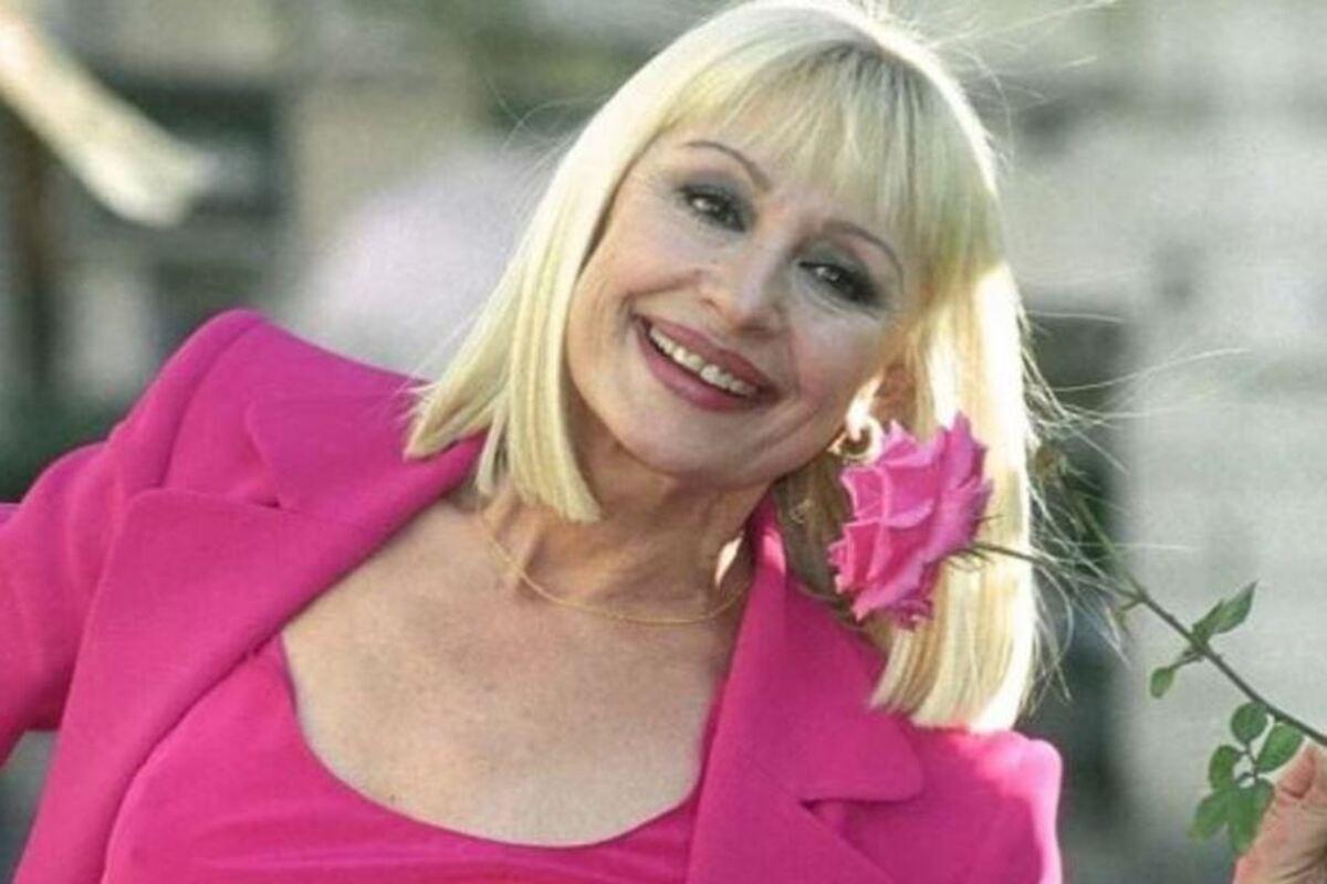 Raffaella Carrà e il suo sorriso
